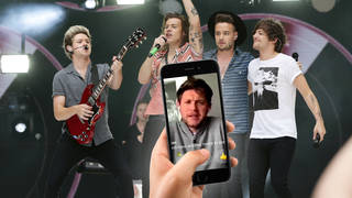 Niall Horan denied One Direction reunion rumours