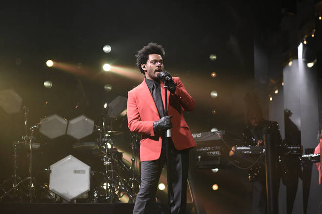 The Weeknd supported Colonel Tom Moore's chart-topping single