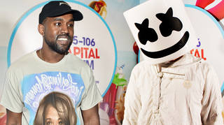 Marshmello Has Finally Revealed His Identity...And He's Kanye West?!