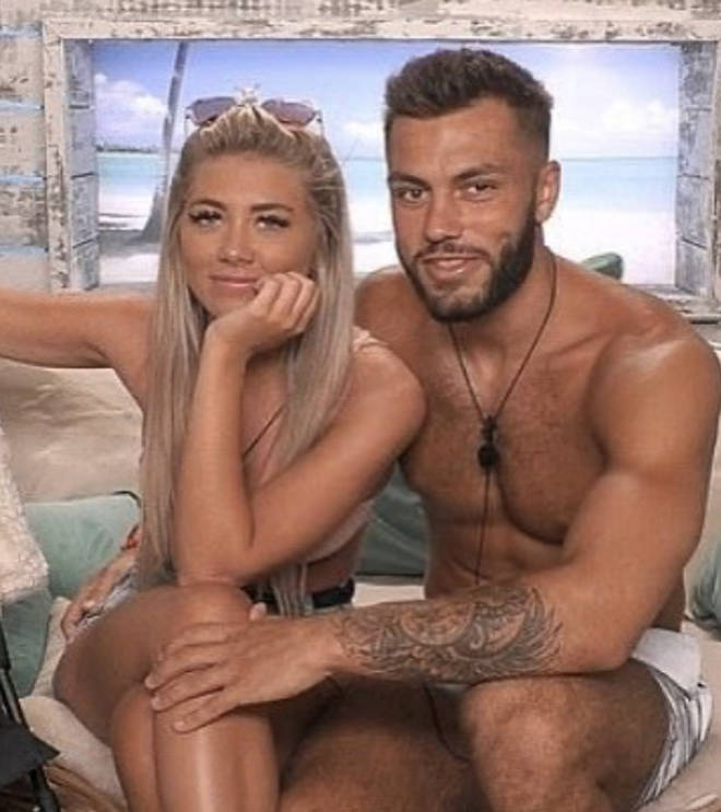 Paige Turley and Finn Tapp won the winter Love Island this year