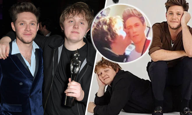 Niall Horan and Lewis Capaldi are writing music together whilst in lockdown