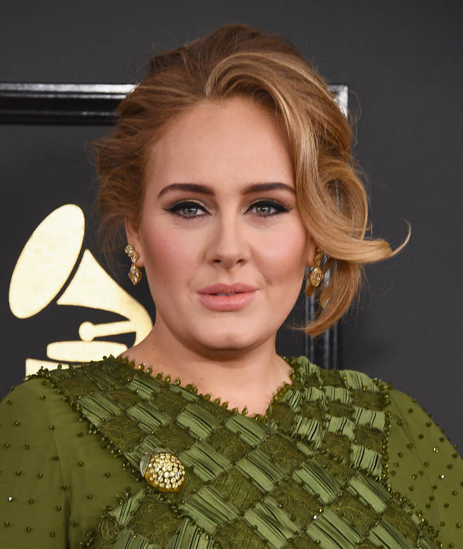 Adele hasn't released music since 2015