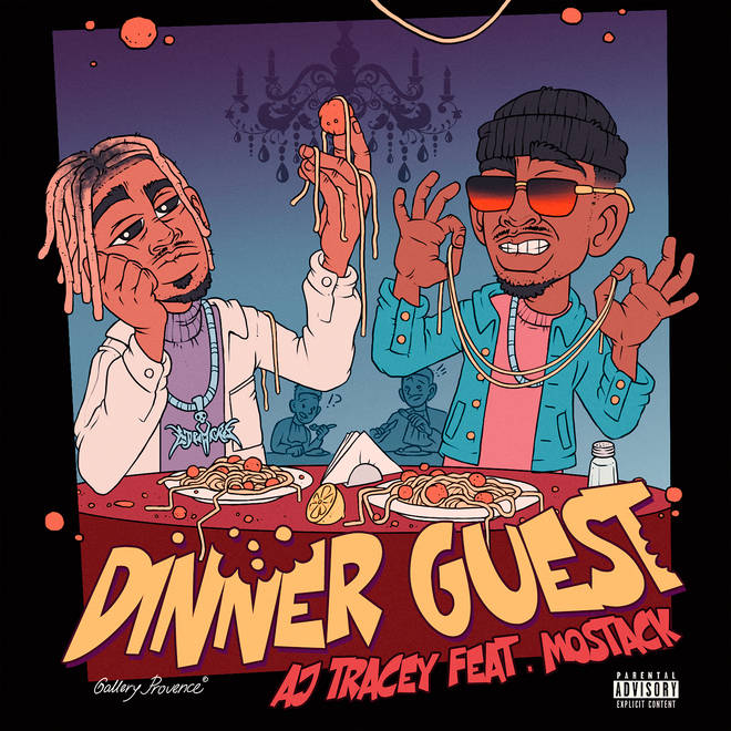 'Dinner Guest' - AJ Tracey feat. MoStack