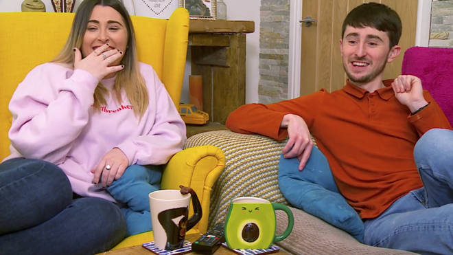 Gogglebox's Pete and Sophie have an extensive mug collection