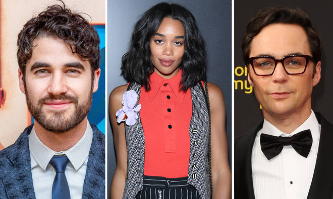 Glee, Big Bang Theory and BlacKkKlansman actors star in Netflix's Hollywood