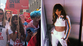 Jade Thirlwall is a proud LGBT ally.