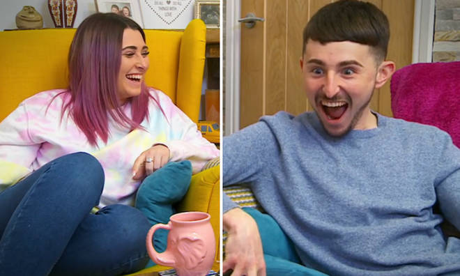 Pete and Sophie are fan favourites on Gogglebox.