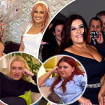 Gogglebox's sisters Ellie and Izzie are from Leeds with Izzie recently having her first baby