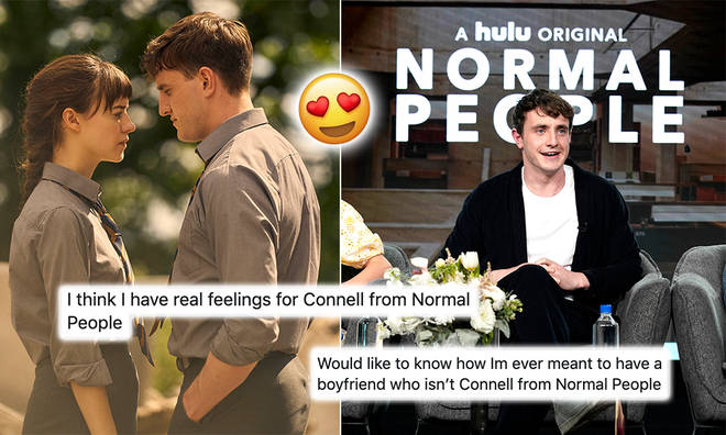 Paul Mescal has everyone swooning over his Normal People character Connell Waldron