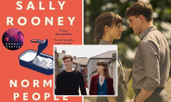 Does Normal People TV show have the same ending as the book?