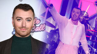 Sam Smith said they 'like myself for the first time'