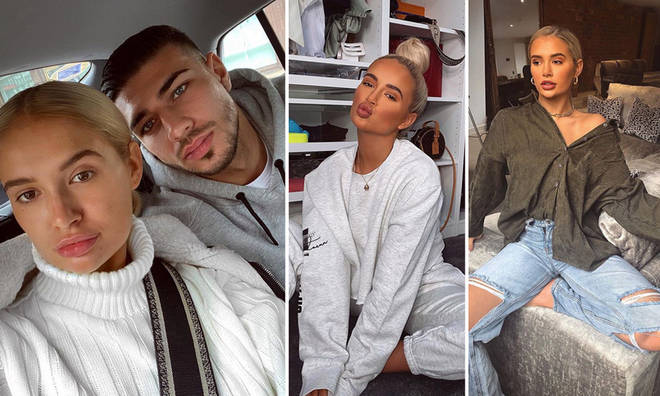 Molly-Mae Hague and Tommy Fury moved in together after Love Island 2019