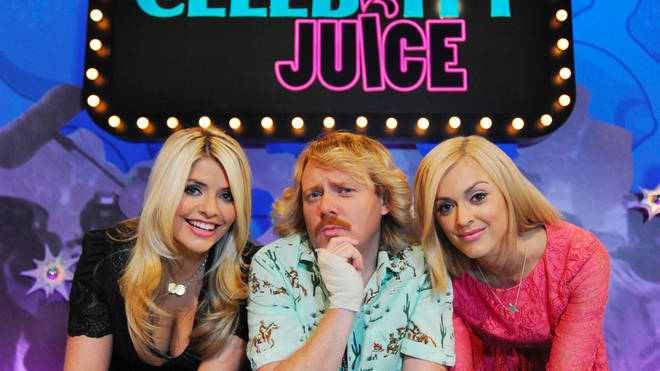 Holly Willoughby quits Celebrity Juice