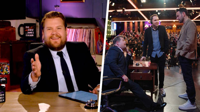James Corden is personally paying furloughed staff