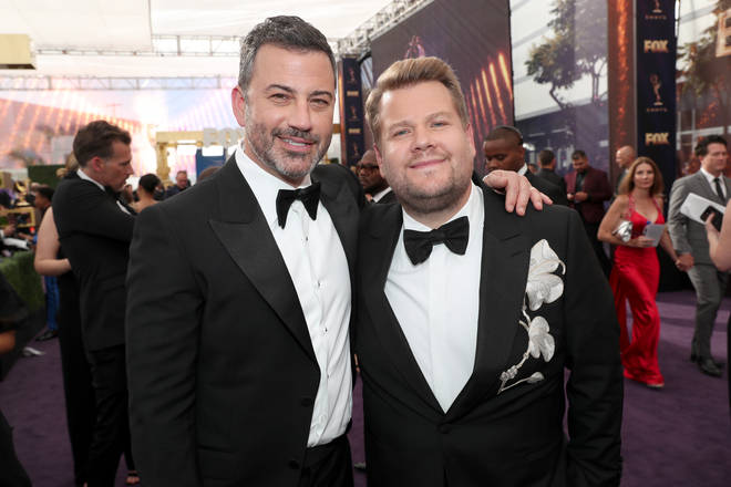 Jimmy Kimmel and James Corden are paying their furloughed staff