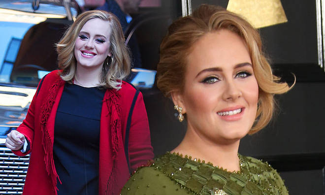 Adele has fans thinking she's shaved her hair off