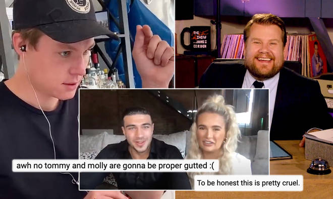 Molly-Mae Hague and Tommy Fury fans said they 'felt sorry' for the couple in the branded the YouTube prank