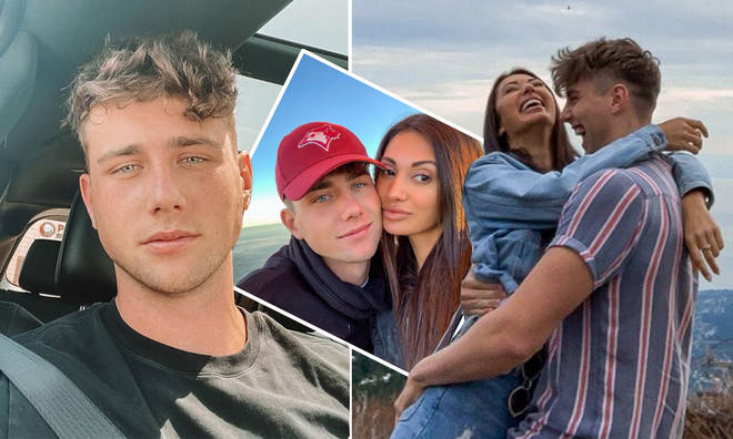 Harry Jowsey apparently had a girlfriend before reuniting with Francesca Farago