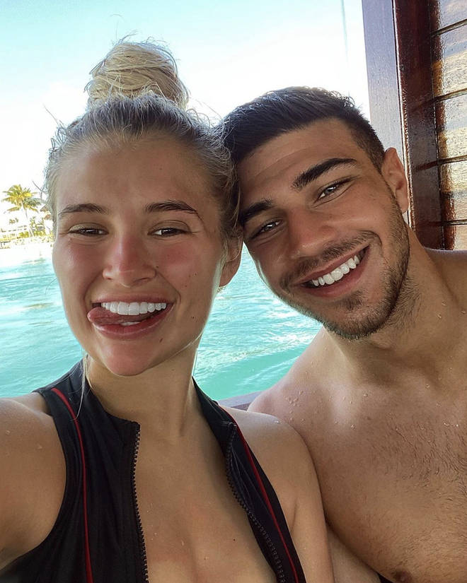 Molly-Mae Hague and Tommy Fury have been on luxury holidays together