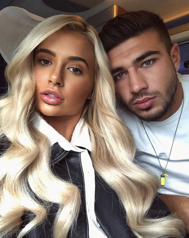 Molly-Mae Hague and Tommy Fury shut down rumours that they'd parted ways