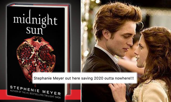'Midnight Sun' Twilight novel to be released in August 2020