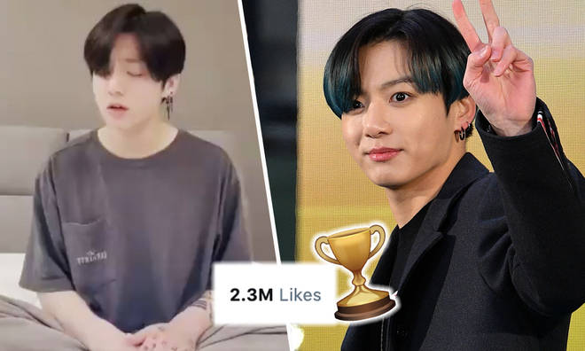 BTS's Jungkook breaks a Twitter record with his cover of Lauv's song