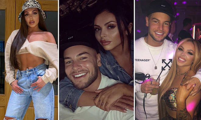 Jesy Nelson has deleted all traces of Chris Hughes from her Instagram