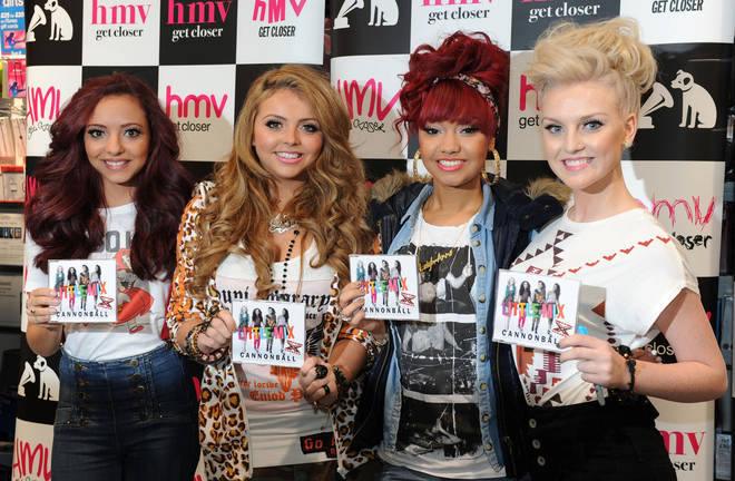 Little Mix won the X Factor nine years ago