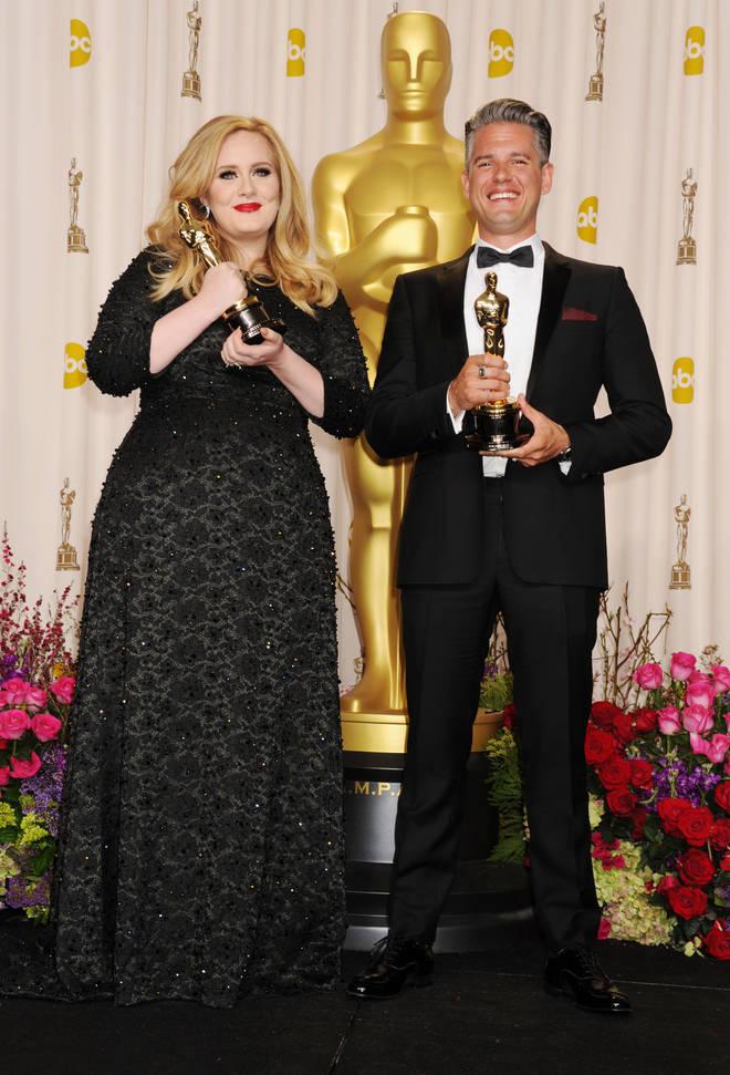 Adele won an Oscar for 'Skyfall'