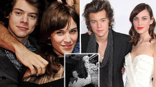 Harry Styles and Alexa Chung's friendship dates back to 2013