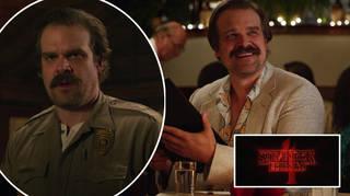 Stranger Things 4 will reveal Hopper's backstory