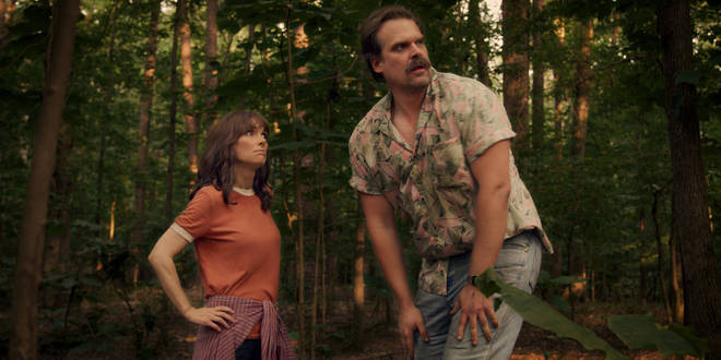 Hopper was thought to have died in Stranger Things 3