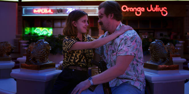 Stranger Things fans will uncover more of Hopper's past in the next series