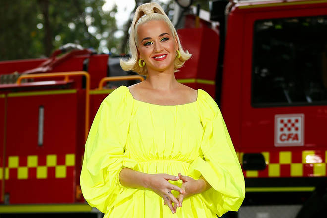 Katy Perry will be opening the next Disney Family Singalong