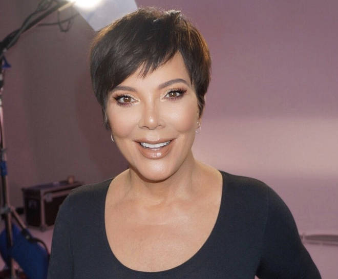 Kris Jenner Kardashian height in feet