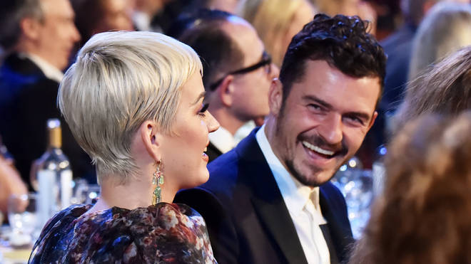 Katy Perry is quarantined with partner, Orlando Bloom