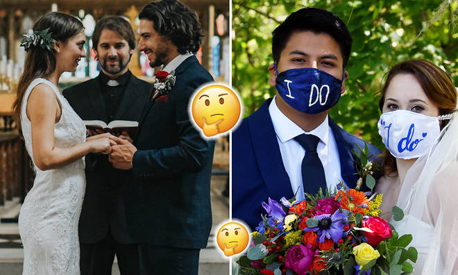Government to look into allowing weddings as UK looks toward exiting lockdown