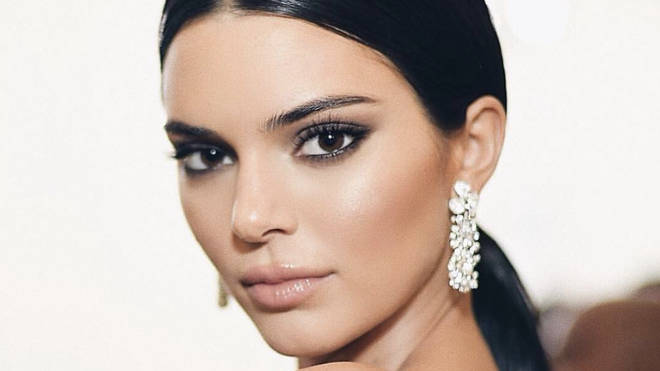 Kendall Jenner has the perfect height for strutting catwalks