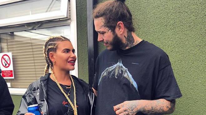 Megan Barton-Hanson was criticised for her choice of hairdo.