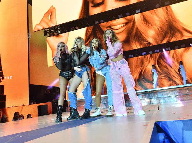 Little Mix are on the #BestofCapitalSTB line-up alongside One Direction and Calvin Harris