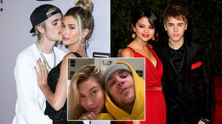 Hailey Baldwin said she felt like 'less of a woman' when being compared to Justin Bieber's exes