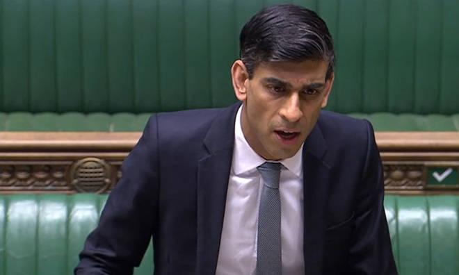 Rishi Sunak confirmed the extension of the UK furlough scheme