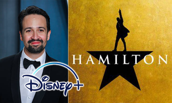 Disney Plus will be streaming Hamilton the musical this summer