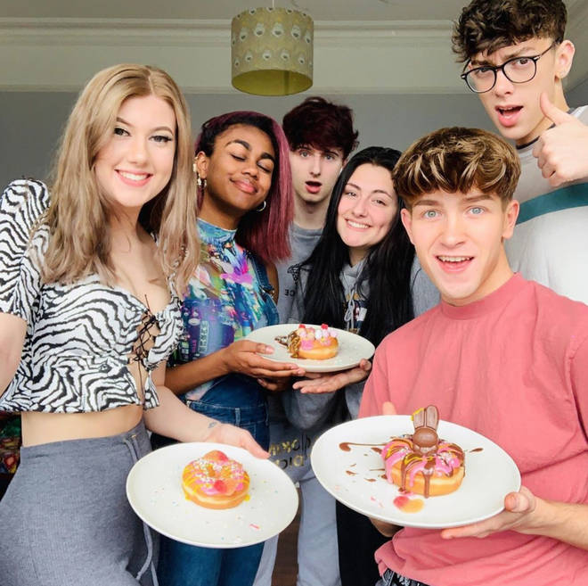 TikTok stars Byte Squad moved in together in March