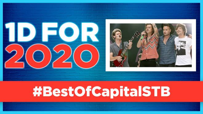 1D fans we need you for The Best Of Capital's Summertime Ball!