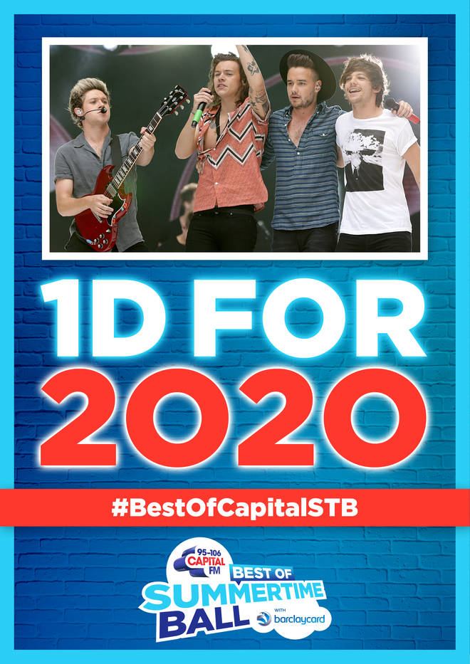 Be a part of One Direction's 2015 performance of 'Best Song Ever'