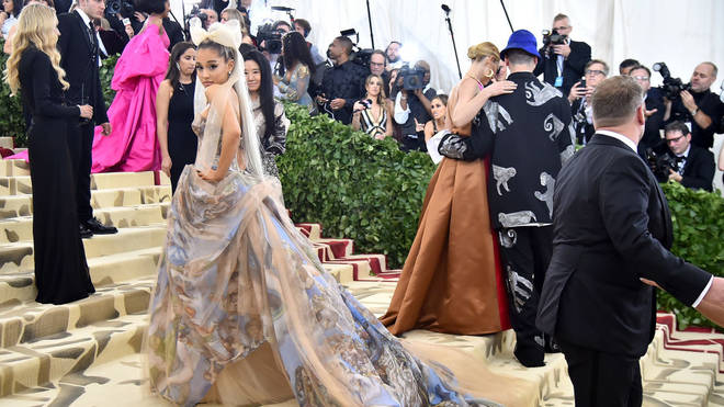 Ariana wowed at the Met Gala this year, but is that even her real name?