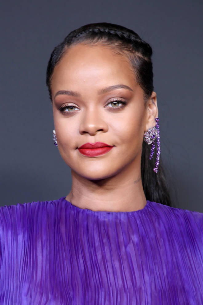 Rihanna has been living a low-key lifestyle in London