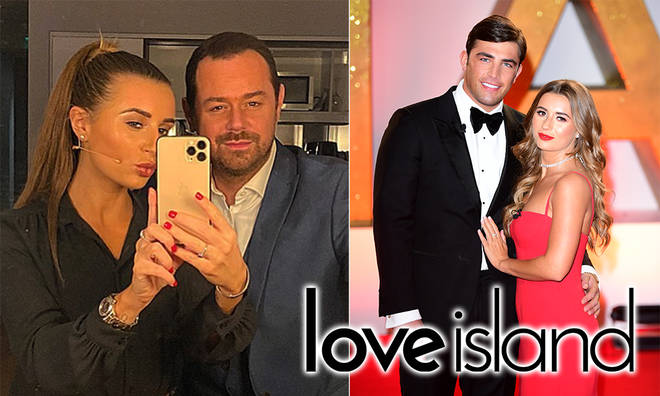Danny Dyer suggested Too Hot To Handle might've been a better show for Dani