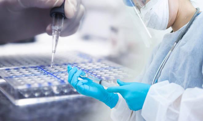 A coronavirus antibody test has been developed for use across the UK